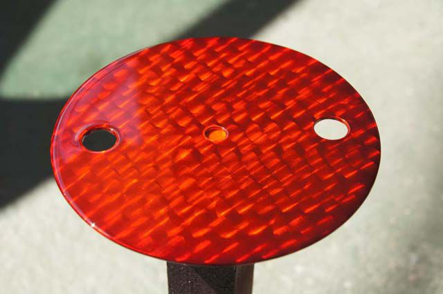 AIR CLEANER COVER [Aluminum Spinning] Custom paint image