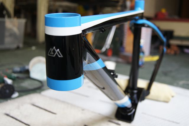 BICYCLE Power-Assisted [Designated Design] Custom paint image