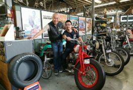 LAにバイク持って行っちゃった 4&5日目 ルート66とガレージカンパニーのサムネイル画像