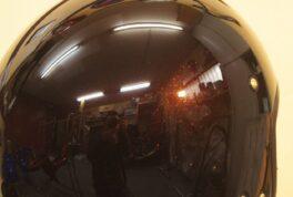 カスタムペイント工程 SHOEI J.Oのサムネイル画像