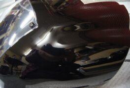 カスタムペイント工程 サンズオブアナーキー クォーター フェアリングのサムネイル画像