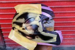 カスタムペイント工程 アライ RX-7Xのサムネイル画像