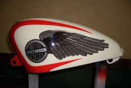 H-D SportStar [Solid-Ivory] thumbnail image