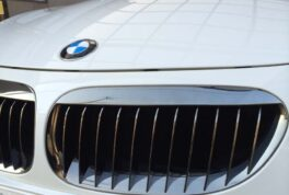 BMW GRILLE [Color-Clear-Black] thumbnail image