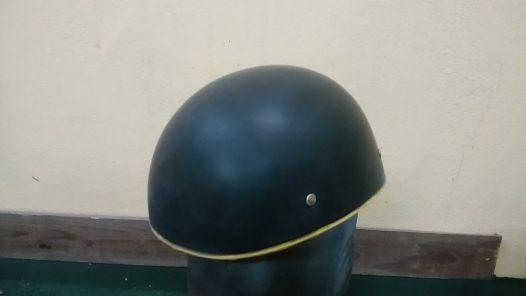 カスタムペイント工程 半ヘルの画像