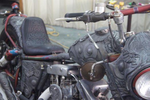 やまちゃんのバイクシート工房の画像