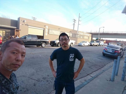 LAにバイク持って行っちゃった 4&5日目 ルート66とガレージカンパニーの画像