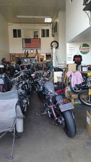LAにバイク持って行っちゃった 1日目の画像