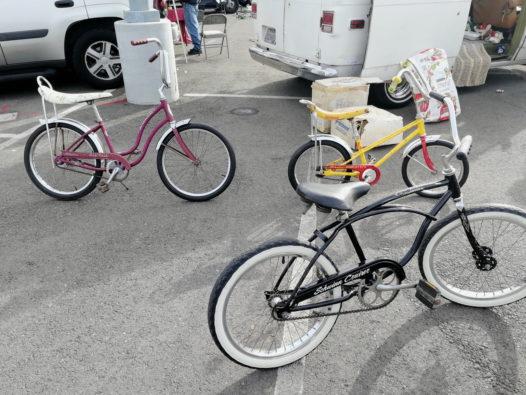 LAにバイク持って行っちゃった 3日目 スワップミートとバトルシップの画像