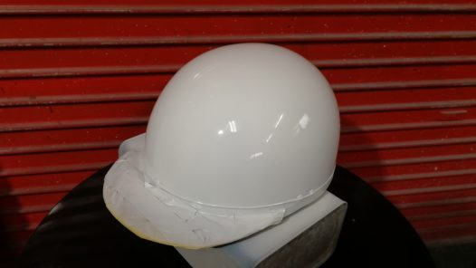 カスタムペイント工程 コルク半 'キャンディラップ'の画像